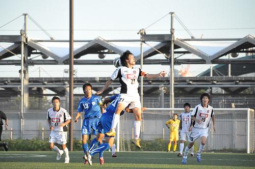 関東サッカーリーグ1部 後期 第5 6 9/10 関東リーグ1部 後期 第5節 FC KOREA